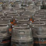 Beer casks