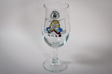 48th Cambridge Beer Festival glass