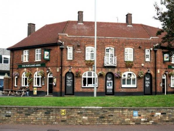 Portland Arms, Cambridge